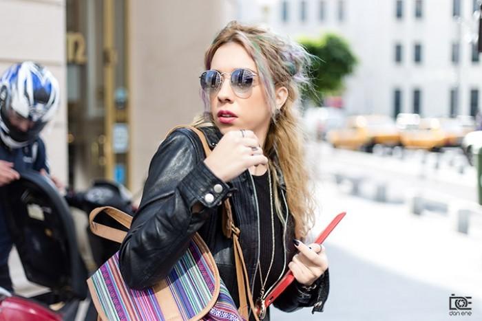 bucharest fashion street style monoclu