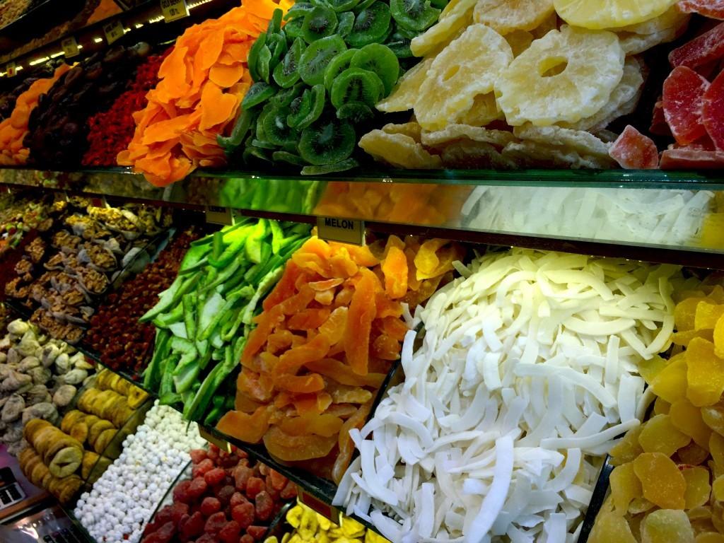 piata de mirodenii istambul