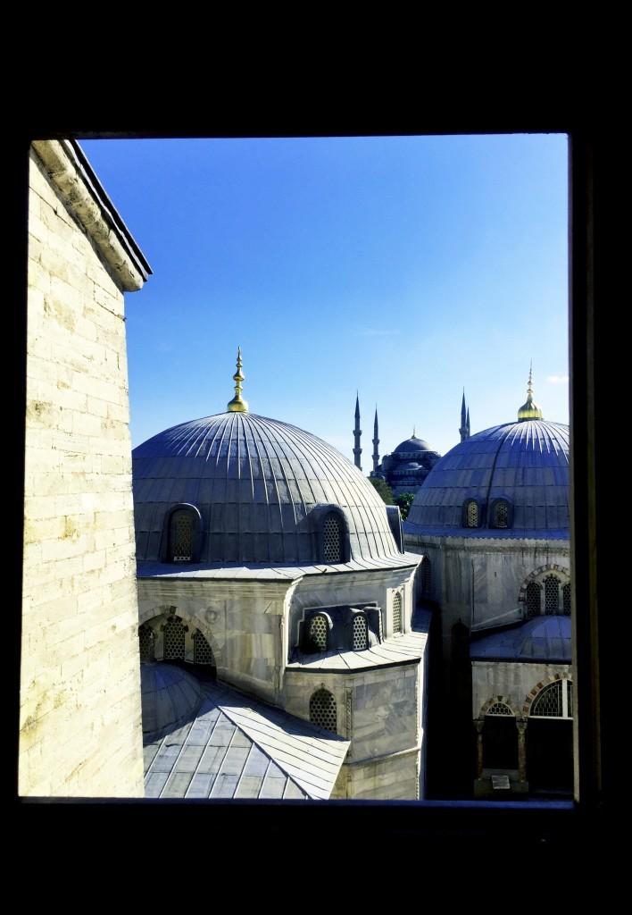 sfanta sofia istambul