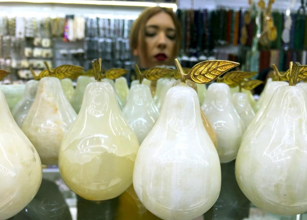 bazaar turcia istambul