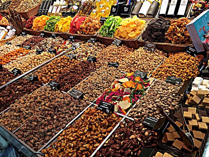 piata de mirodenii barcelona