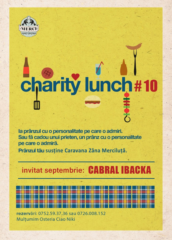 charity lunch cabral ibacka