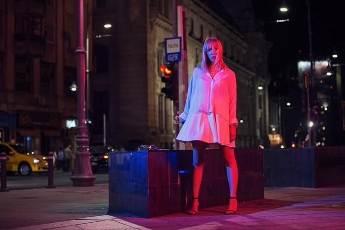 night out street fashion